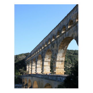 Aquaduct romano postal