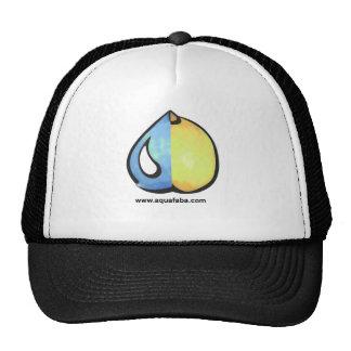 aquafaba gorras de camionero