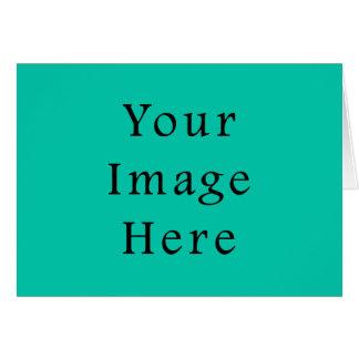 Aquafresh Green Aqua Fresh Color Trend Template Cards