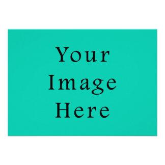 Aquafresh Green Aqua Fresh Color Trend Template Custom Invites