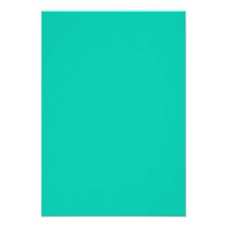 Aquafresh Green Aqua Fresh Color Trend Template Personalized Announcements
