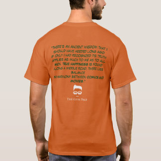 Aquageek T-Shirt