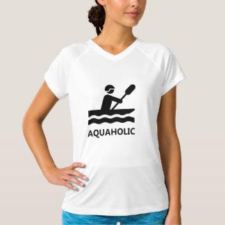Aquaholic Tee Shirt