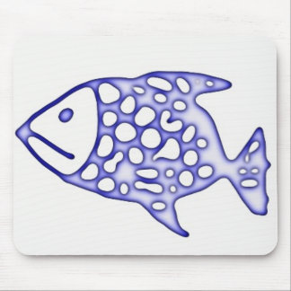 aqualife mouse pad