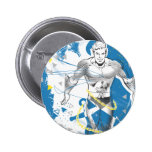Aquaman - Absurd Collage Poster 2 Inch Round Button