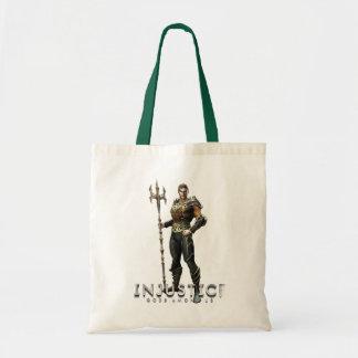 Aquaman Canvas Bag