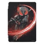 Aquaman | Black Manta Red Swipe Graphic iPad Pro Cover
