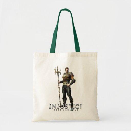 Aquaman Budget Tote Bag