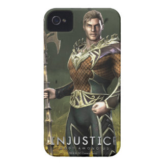 Aquaman iPhone 4 Case-Mate Cases
