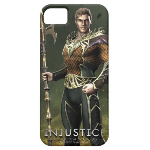 Aquaman iPhone SE/5/5s Case