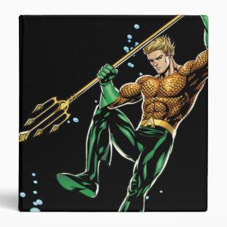 Aquaman con la lanza