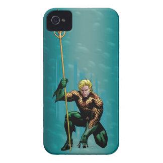 Aquaman Crouching Case-Mate iPhone 4 Case