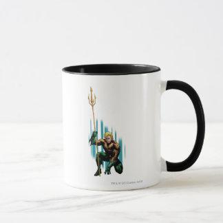 Aquaman Crouching Mug