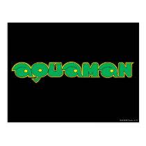 aquaman, aquagirl, mera, justice league heroes, justice, league, justice league logo, justice league, logo, hero, heroes, dc comics, comics, comic, comic book, comic book hero, comic hero, comic heroes, comic book heroes, dc comic book heroes, batman, bat man, the dark knight, superman, super man, green lantern, wonder woman, shazam, green arrow, hawk man, hawk woman, plastic man, firestorm, dr. fate, martian manhunter, red tornado, darkseid, supergirl, the emerald warrior, the emerald gladiator, Postcard with custom graphic design