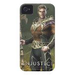 Aquaman iPhone 4 Protectores