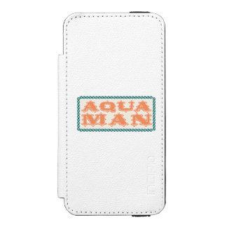 Aquaman It's Showtime! Letters Incipio Watson™ iPhone 5 Wallet Case