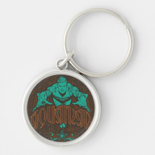 Aquaman - It's Showtime! Poster Keychain