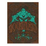 Aquaman - It's Showtime! Poster Postcard