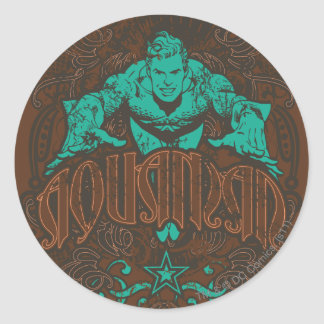 Aquaman - It's Showtime! Poster Stickers
