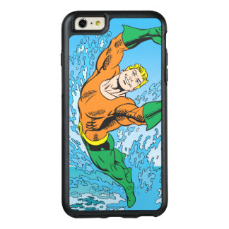 Aquaman Jumps Out of Sea OtterBox iPhone 6/6s Plus Case