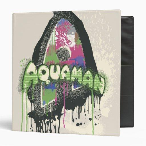 """Aquaman - letra torcida de la inocencia carpeta 1 1/2"""""""