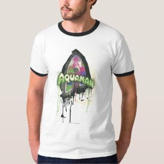 Aquaman - letra torcida de la inocencia playera