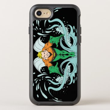 Aquaman Lunging Forward OtterBox Symmetry iPhone 8/7 Case