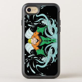 Aquaman Lunging Forward OtterBox Symmetry iPhone 7 Case