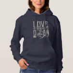 Aquaman & Mera - Love As Deep As The Ocean Hoodie