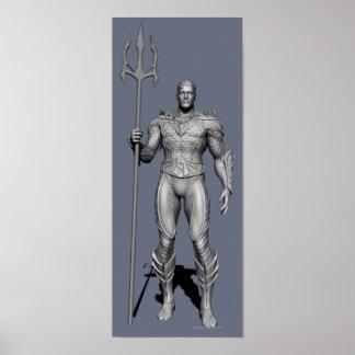 Aquaman Print