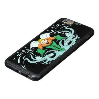 Aquaman que se lanza adelante funda otterbox para iPhone 6/6s plus