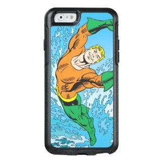 Aquaman salta del mar funda otterbox para iPhone 6/6s