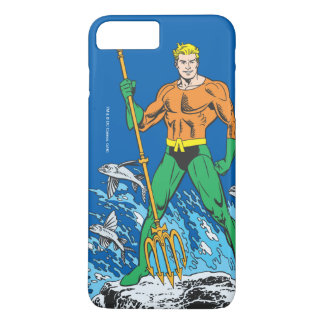 Aquaman se coloca con el Pitchfork Funda iPhone 7 Plus