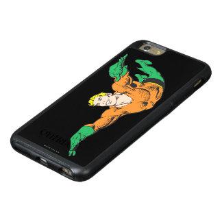 Aquaman se eleva funda otterbox para iPhone 6/6s plus