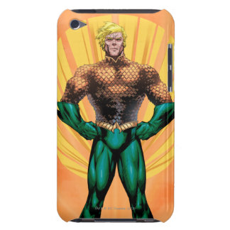 Aquaman Standing Barely There iPod Covers