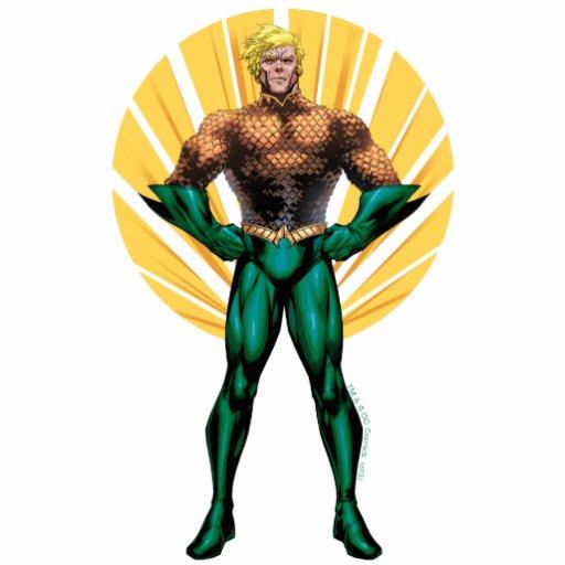 Aquaman Standing Cutout