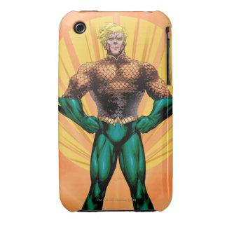 Aquaman Standing iPhone 3 Cover