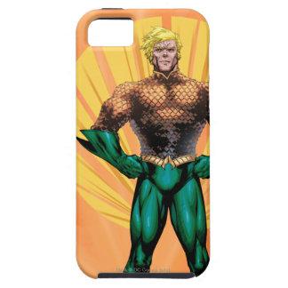 Aquaman Standing iPhone 5 Cases