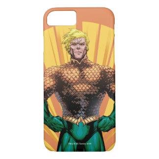 Aquaman Standing iPhone 7 Case