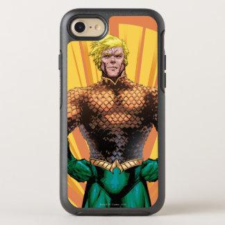 Aquaman Standing OtterBox Symmetry iPhone 7 Case
