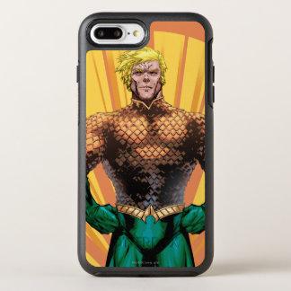 Aquaman Standing OtterBox Symmetry iPhone 7 Plus Case