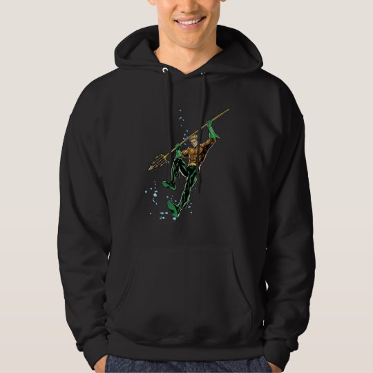 Aquaman with Spear Hoodie