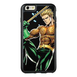 Aquaman with Spear OtterBox iPhone 6/6s Plus Case