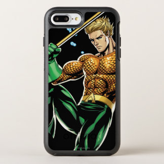 Aquaman with Spear OtterBox Symmetry iPhone 7 Plus Case