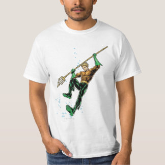 Aquaman with Spear T Shirts