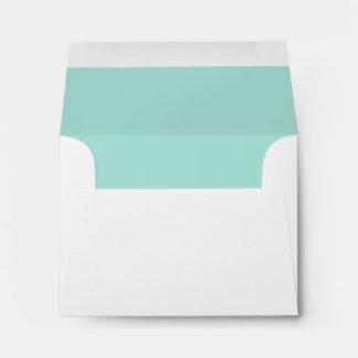 Aquamarine A2 Envelope
