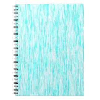 Aquamarine-Azul-Oscuro-Violeta-Rendir-Fibra-Modelo Cuaderno