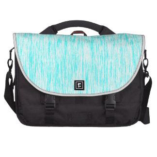 Aquamarine-Blue-Dark-Violet-Render-Fibers-Pattern Computer Bag