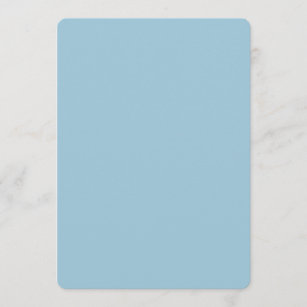 Aquamarine Blue High End Solid Color