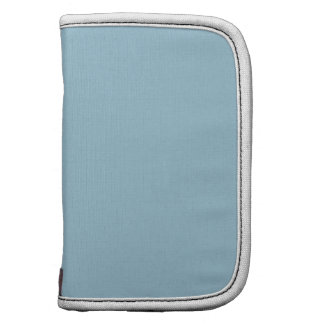 Aquamarine Blue High End Solid Color Planners